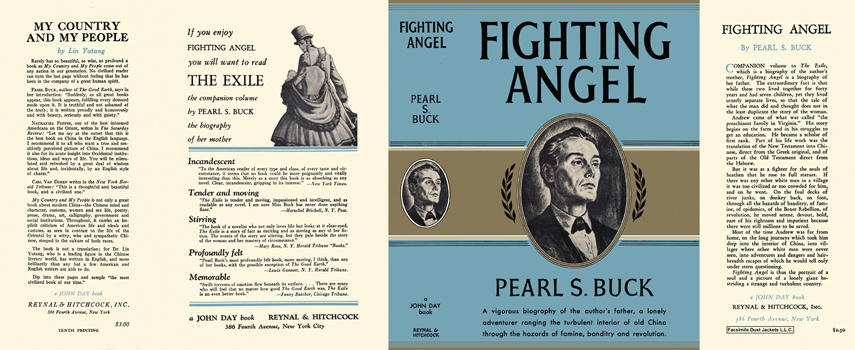 Fighting Angel. Pearl S. Buck