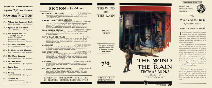 Wind and the Rain, The. Thomas Burke