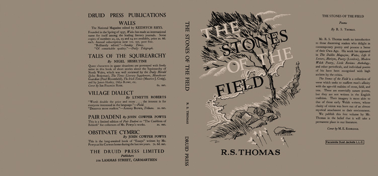 Stones of the Field, The. R. S. Thomas