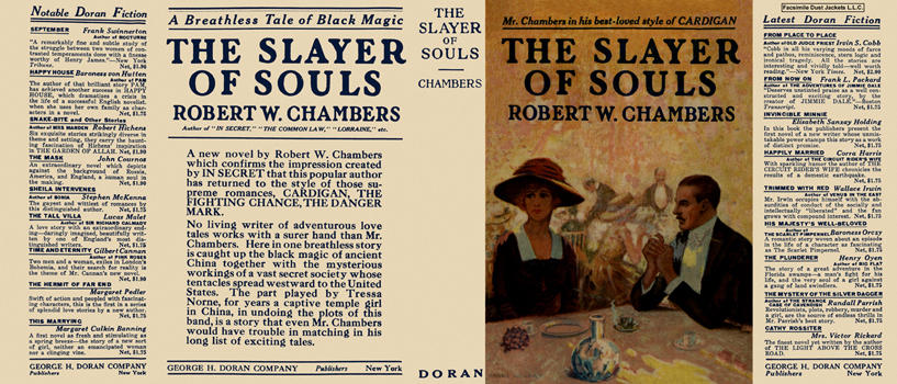 Slayer of Souls, The. Robert W. Chambers.