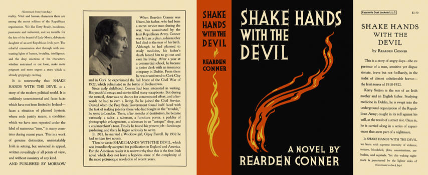 Shake Hands with the Devil. Rearden Conner.