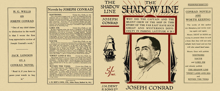 Shadow Line, The. Joseph Conrad.