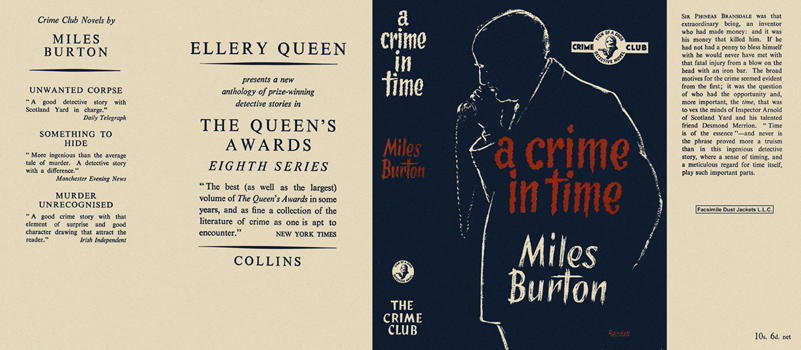 Crime in Time, A. Miles Burton.