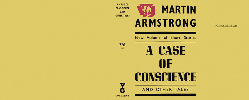 Case of Conscience and Other Tales, A. Martin Armstrong