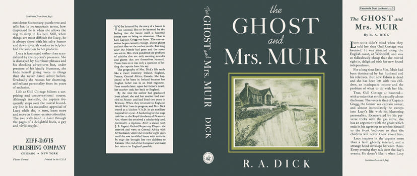 Ghost and Mrs. Muir, The. R. A. Dick