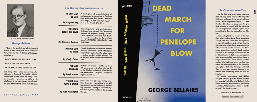 Dead March for Penelope Blow. George Bellairs.