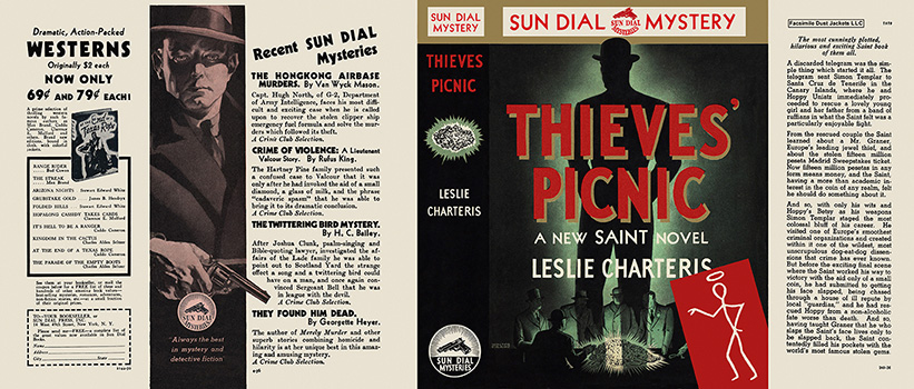 Theives' Picnic. Leslie Charteris