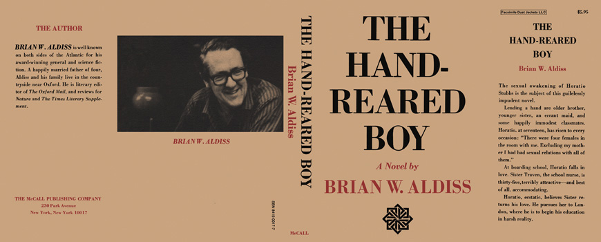 Hand-Reared Boy, The. Brian W. Aldiss