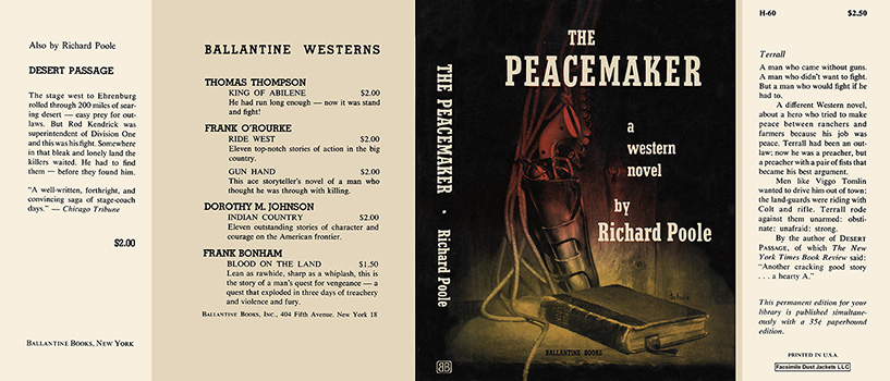 Peacemaker, The. Richard Poole
