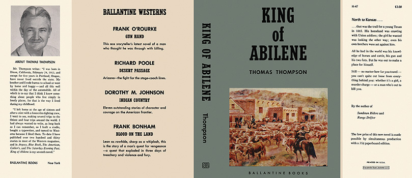 King of Abilene. Thomas Thompson