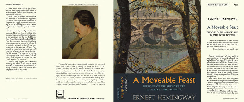 A Moveable Feast Summary & Study Guide