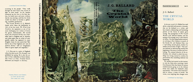 Crystal World, The. J. G. Ballard