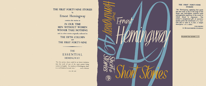 a review of the short stories of ernest hemingway Short stories of ernest hemingway questions and answers the question and answer section for short stories of ernest hemingway is a great resource to ask questions, find answers, and discuss the novel.