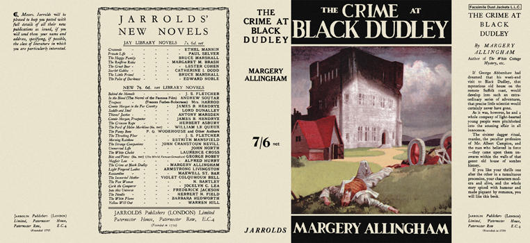 Crime at Black Dudley, The. Margery Allingham
