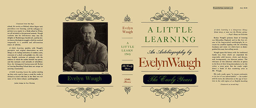 Little Learning, A. Evelyn Waugh