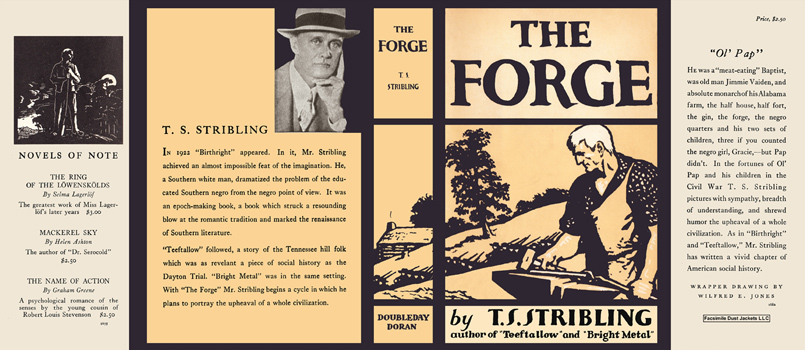 Forge, The. T. S. Stribling