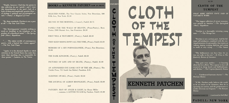 Image result for Kenneth Patchen