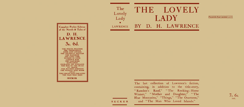 Lovely Lady, The. D. H. Lawrence.