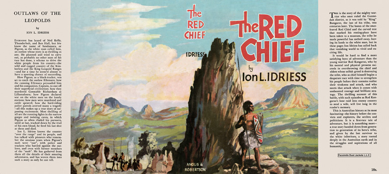 Red Chief, The. Ion L. Idriess