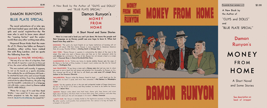 Money from Home. Damon Runyon