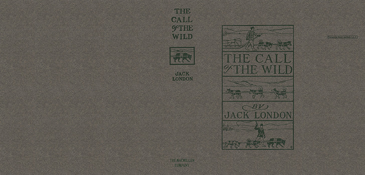 Call of the Wild, The. Jack London.