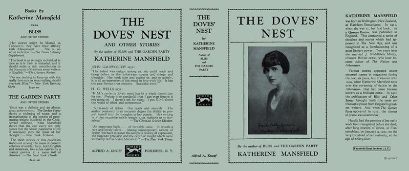 Doves' Nest, The. Katherine Mansfield