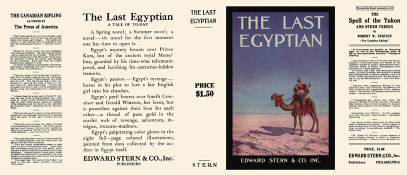 Last Egyptian, The. L. Frank Baum