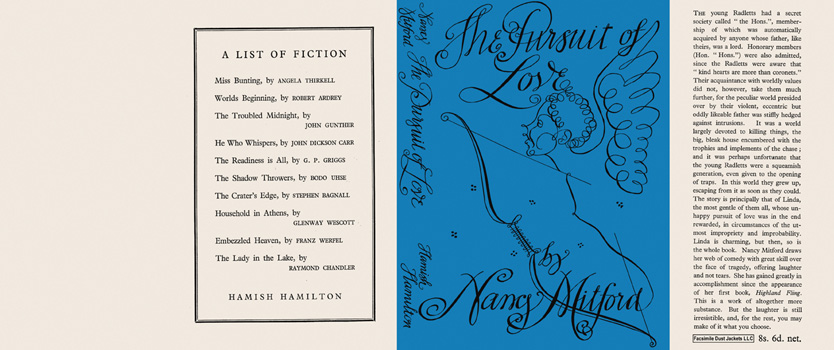 Pursuit of Love, The. Nancy Mitford