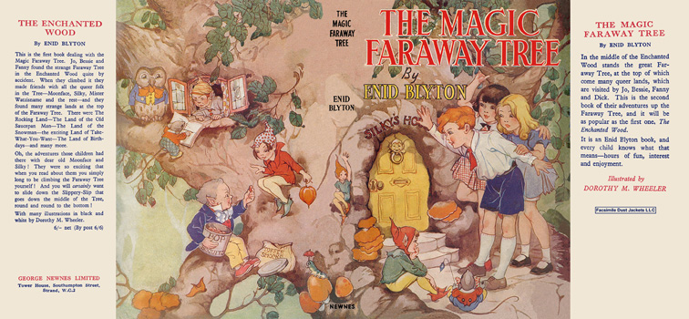 Magic Faraway Tree, The. Enid Blyton, Dorothy M. Wheeler