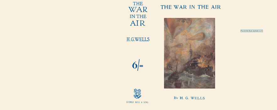 War in the Air, The. H. G. Wells.
