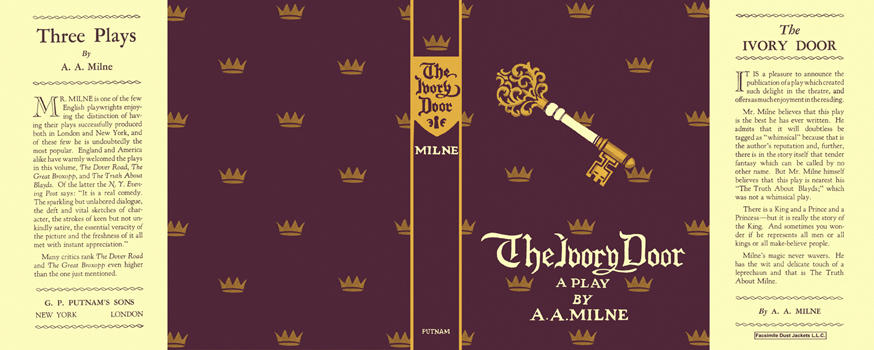 Ivory Door, The. A. A. Milne