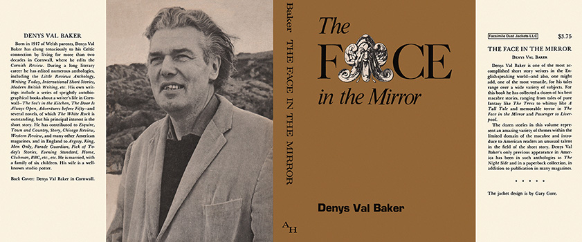 Face in the Mirror, The. Denys Val Baker.