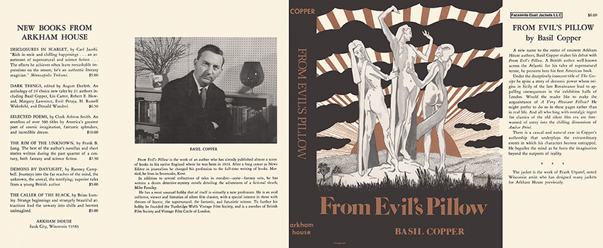 From Evil's Pillow. Basil Copper.