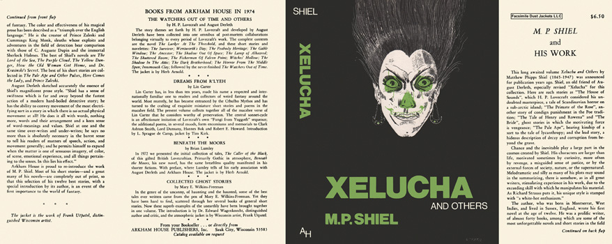Xelucha and Others. M. P. Shiel.