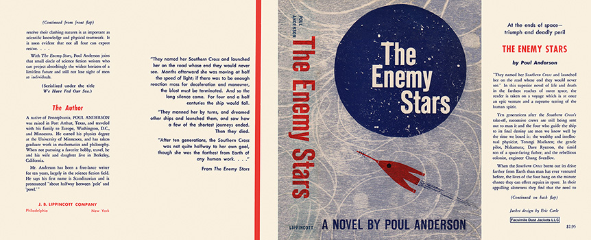 Enemy Stars, The. Poul Anderson.