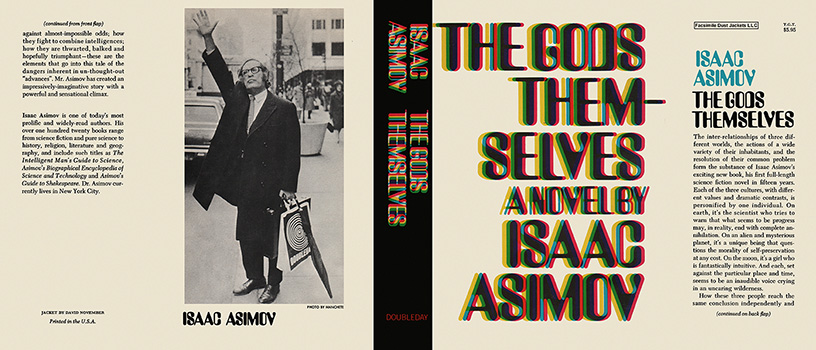 Gods Themselves, The. Isaac Asimov