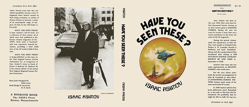 Have You Seen These? Isaac Asimov