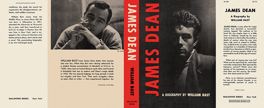 James Dean. William Bast.