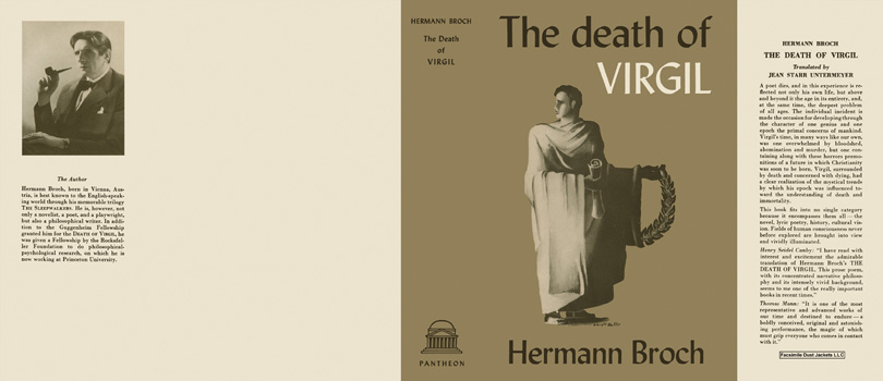 Death of Virgil, The. Hermann Broch