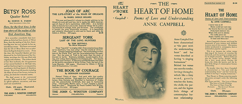 Heart of Home, The. Anne Campbell