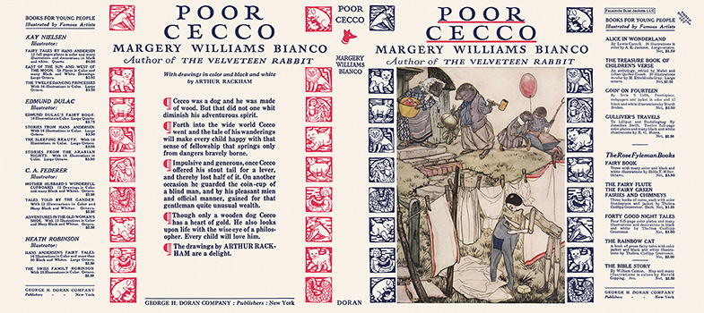 Poor Cecco. Margery Williams Bianco