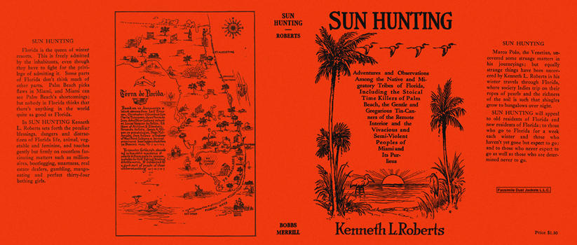 Sun Hunting. Kenneth L. Roberts
