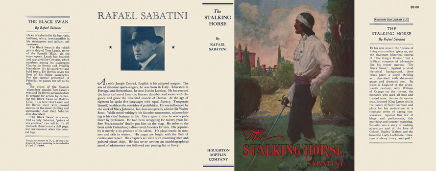 Stalking Horse, The. Rafael Sabatini.