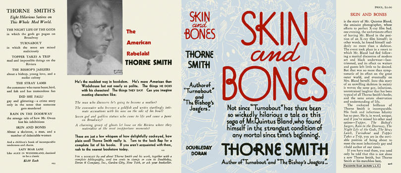 Skin and Bones. Thorne Smith