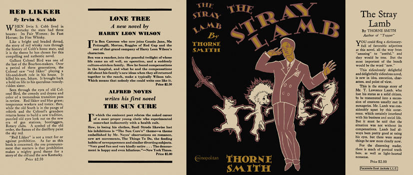 Stray Lamb, The. Thorne Smith