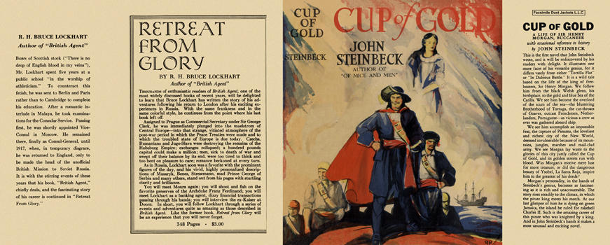 Cup of Gold. John Steinbeck