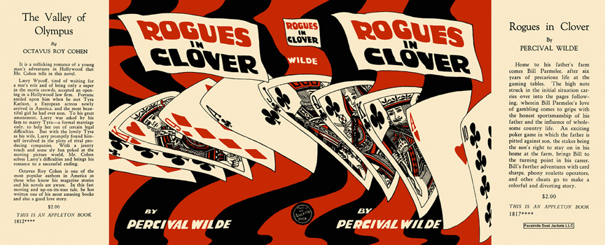 Rogues in Clover. Percival Wilde.