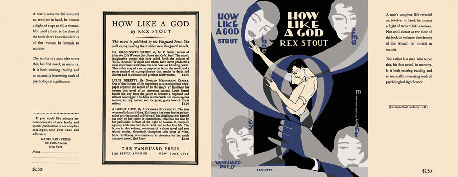 How Like a God. Rex Stout