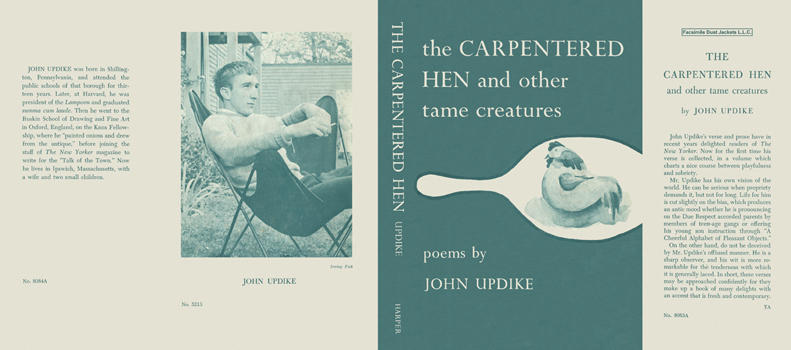 Carpentered Hen and Other Tame Creatures, The. John Updike.