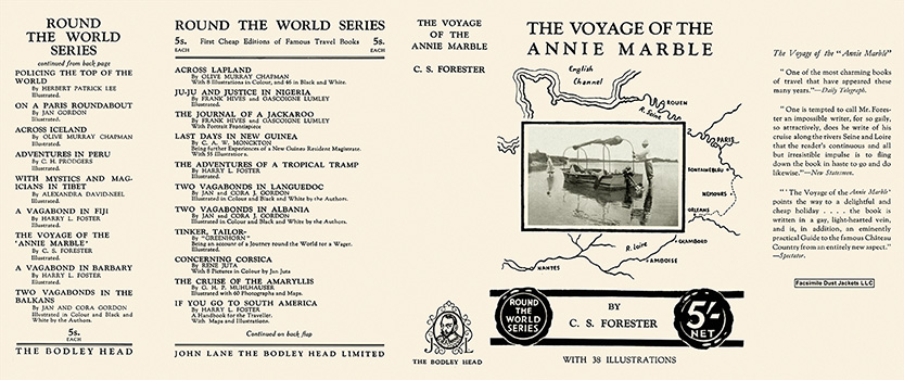 Voyage of the Annie Marble. C. S. Forester